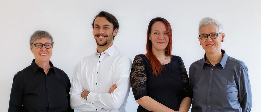 Office Team Kanzlei Florian und Berschet