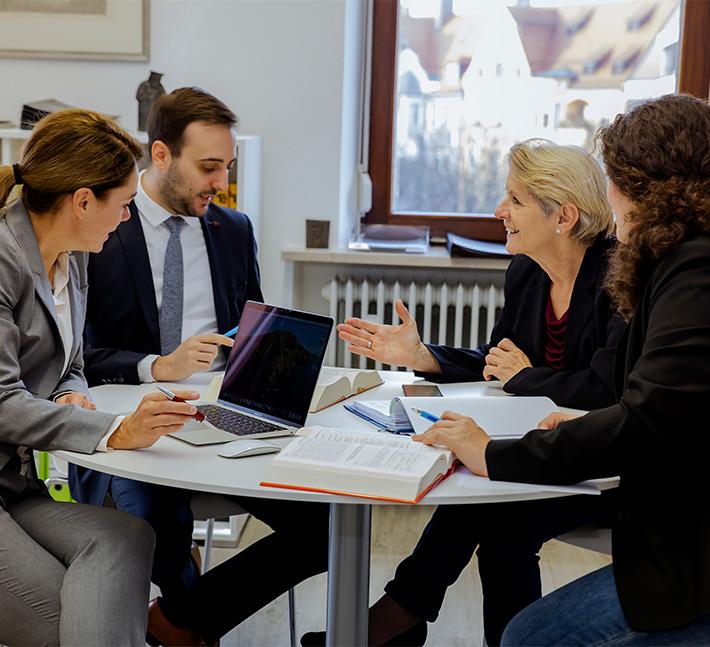 Familienrecht Rechtsanwälte Kanzlei Florian & Berschet